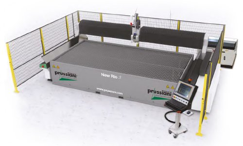 New Rio Waterjet Cutting Machines